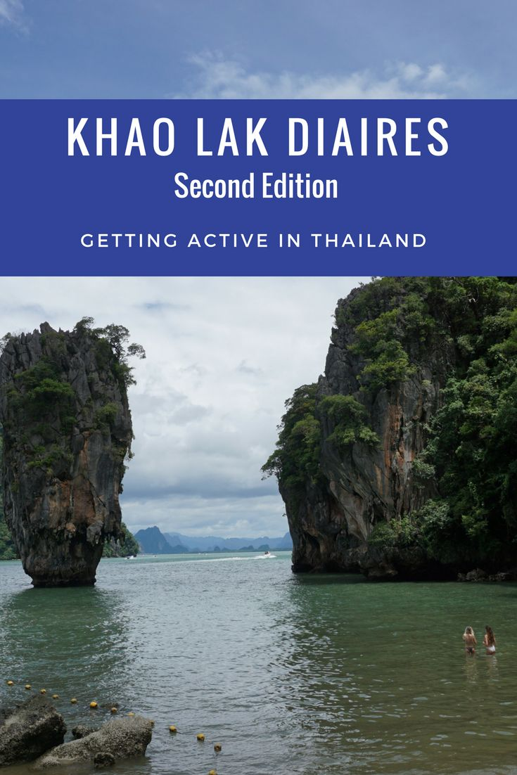 Better weather and good health meant it was time to get active in Thailand in the 2nd edition of beautiful Khao Lak Diaries.