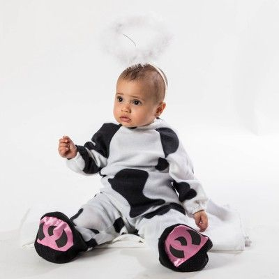 diy halloween costumes for kids holy cow costume - Baby Cow Costume Halloween