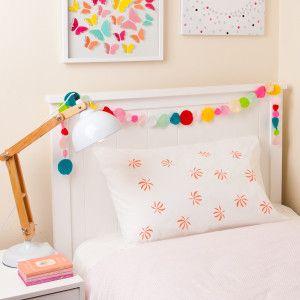 Kids Flower Pillowcase Australia