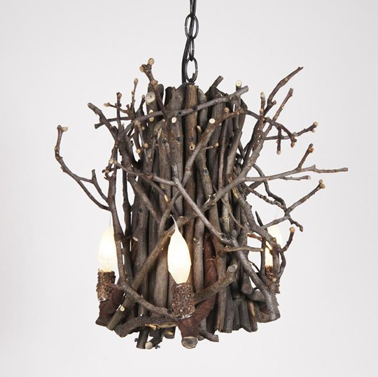 Rustic Handmade Light Fixture Twig Chandelier Branch: 67 Best Images About Wish Designs USA On Pinterest