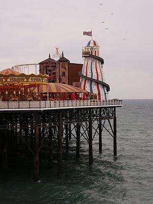 Brighton, UK: Autos Europe, London Calling, Brighton Fish, Beautiful Places, Europe Australia, Chips Includ, Brighton Pier, Fish And Chips London, Retro Weekend