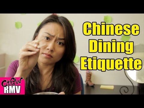 ▶ Chinese Dining Etiquette - YouTube