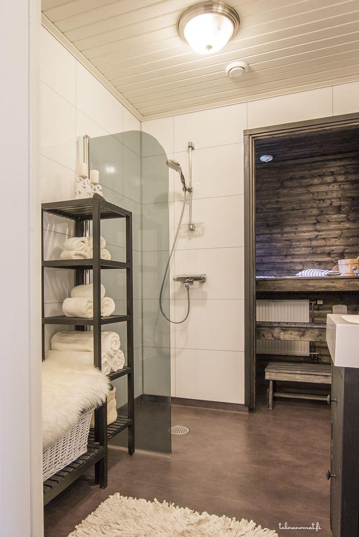 sauna, pesuhuone