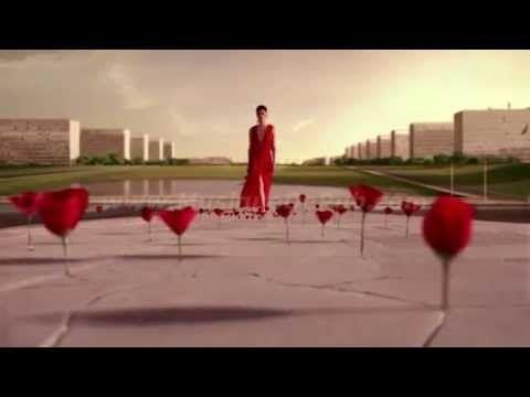 kenzo flower profumo spot 2012 pubblicità