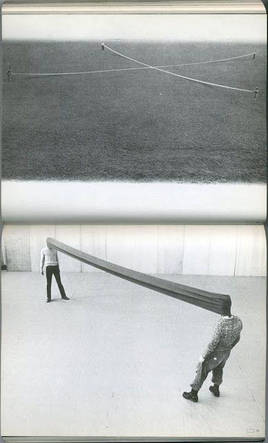 Franz Erhard Walther: Werkmonographie