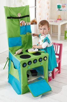 Housse de chaise – cuisine pour enfants