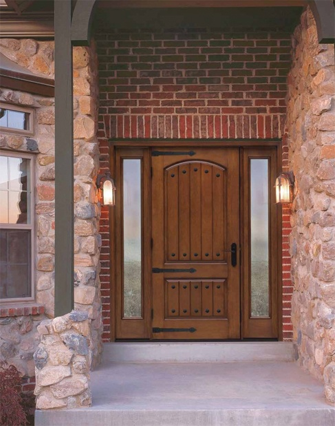Residential Front Doors Wood 36 best therma-tru doors images on pinterest | front doors, entry
