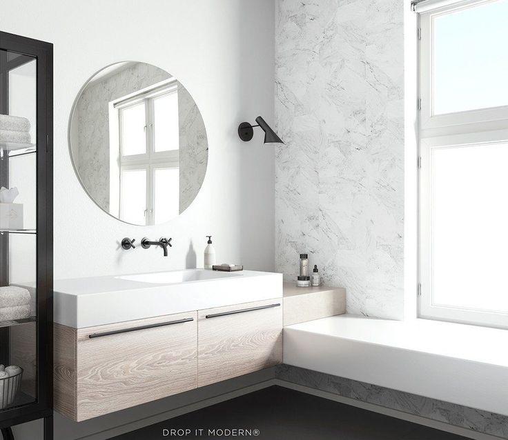 Best 25+ White minimalist bathrooms ideas on Pinterest ...