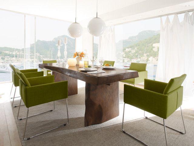 9 besten BFFL DESIGN - Lederstühle zum selber gestalten! Bilder - esszimmer stuhle perfektes ambiente farbe