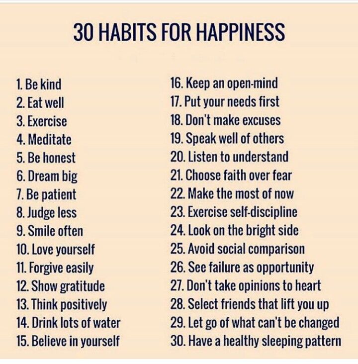 30 Habits for Happiness. Enjoy RUSHWORLD boards, MOOD BUSTERS FEEL BETTER NOW, ART A QUIRKY SPOT TO FIND YOURSELF and LULU'S FUNHOUSE. Follow RUSHWORLD on Pinterest! New content daily, always something you'll love!