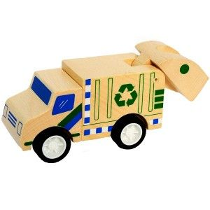 Eco friendly toy designed for tiny hands, stimulating your child's imagination. FSC certified manufacturer, plantation beechwood, lead-free paint.