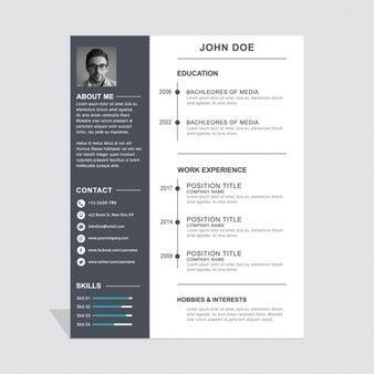 шаблон Vitae Корпоративный учебный план