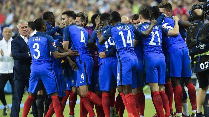 EN DIRECT / LIVE. France - Roumanie - Euro 2016 - 10 juin 2016 - Eurosport