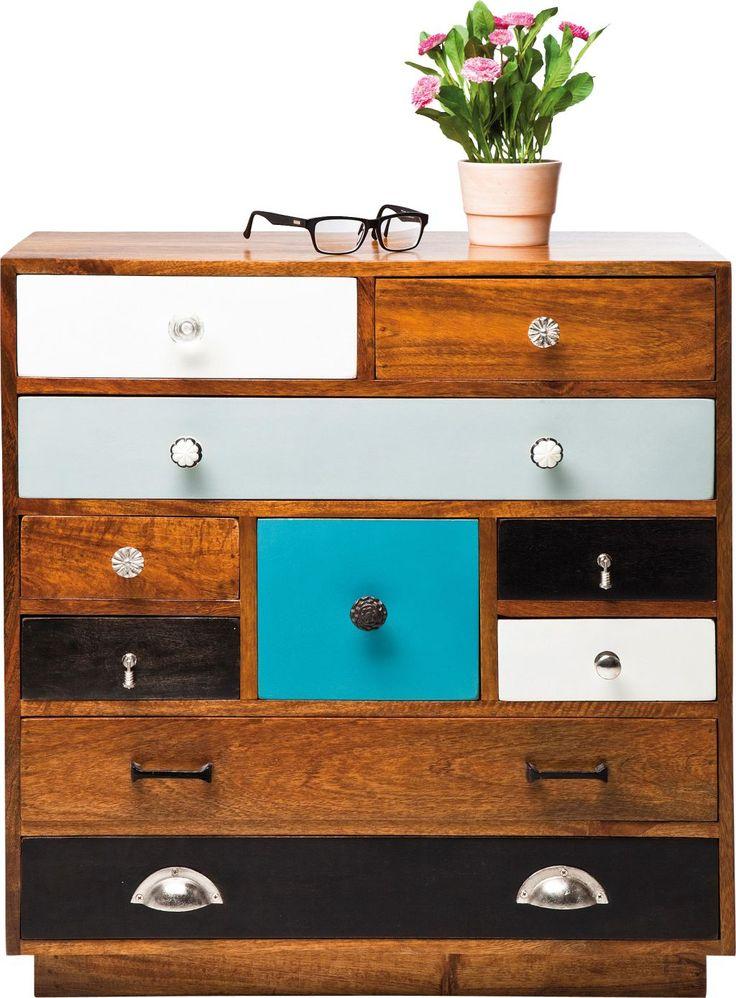 Malibu kast 10-lades - Kare Design