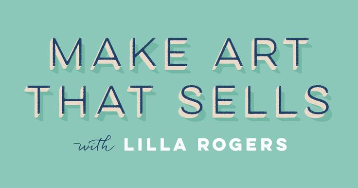 Make Art That Sells offers training, resources and insights to artists who want to sell more of their art while staying true to their style.