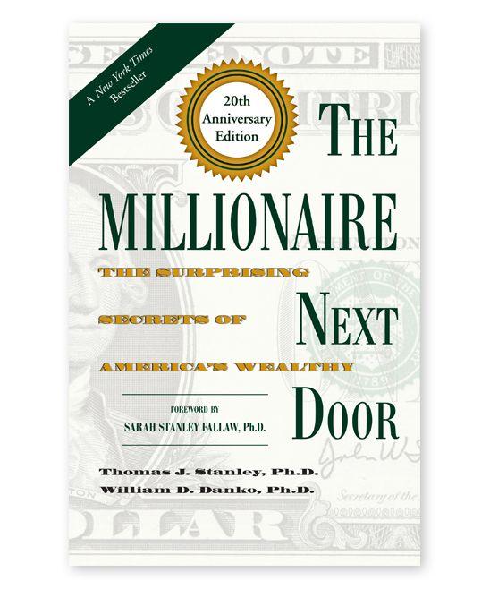 The Millionaire Next Door Hardcover