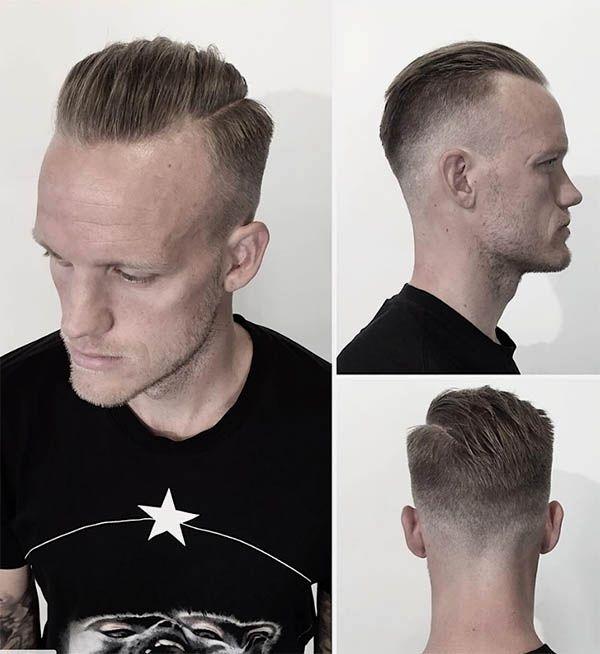 44 Mind Blowing Haircuts For Balding Men Trendiest In 2019 Haircuts For Balding Men Balding Mens Hairstyles Thin Hair Men