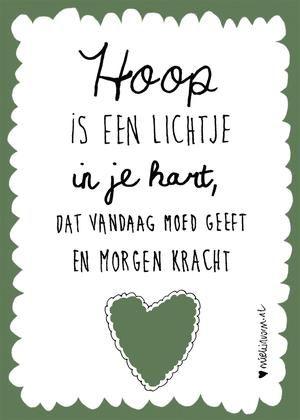 Bekijk de foto van Majoma met als titel Hoop is .... en andere inspirerende plaatjes op Welke.nl.