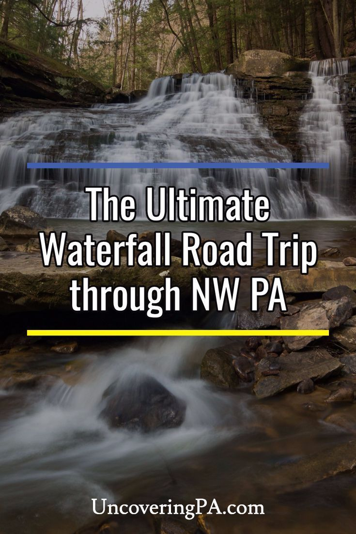 The Ultimate Waterfall Road Trip Through NW