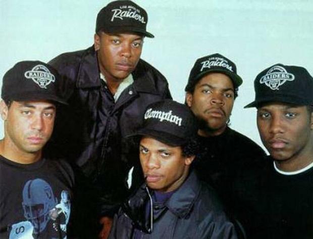 Straight outta Compton!!!