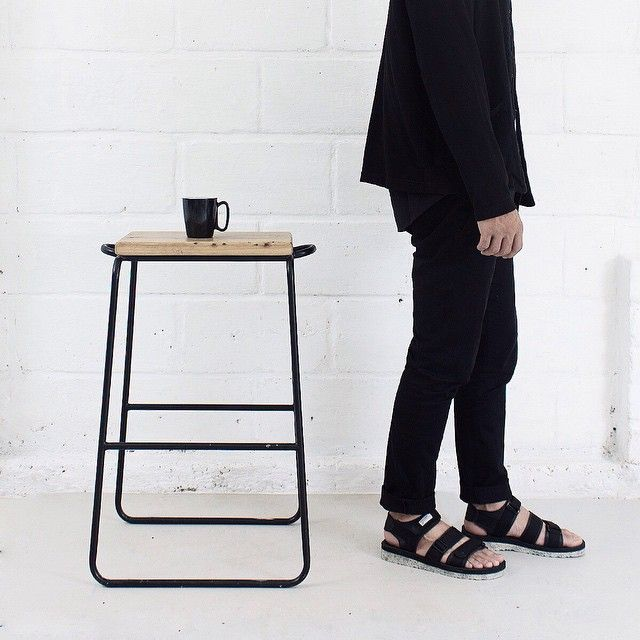 Time for some coffee.  In Frame: Kyoto Noir #hijacksandals #noireproject
