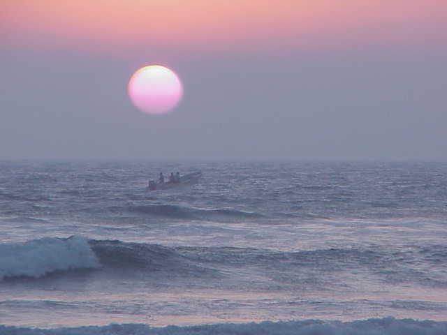 Sparks Mexico: Playa Azul - Michoacan