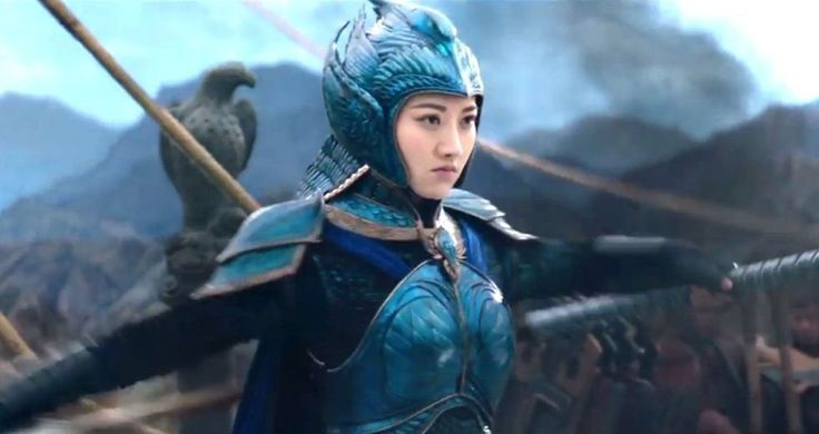 The Great Wall is my new favorite lizard monster war movie