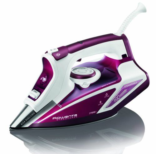 http://www.allaboutappliances.info/rowenta-dw9230-ferro-vapore-2750-watt-steam-iron-220v-non-usa-compliant-review/ - This new iron gives demanding users outstanding ironing results and offers a shot of steam as powerful as a steam...