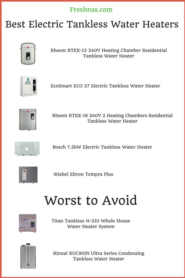 Best electric tankless water heater how to use resin for crafts
