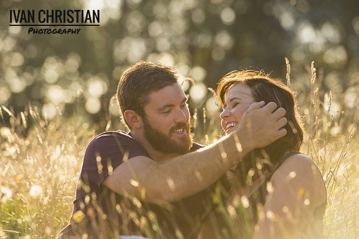 A beautiful, fun candid shot from our E-shoot - Ivan Christian Photography