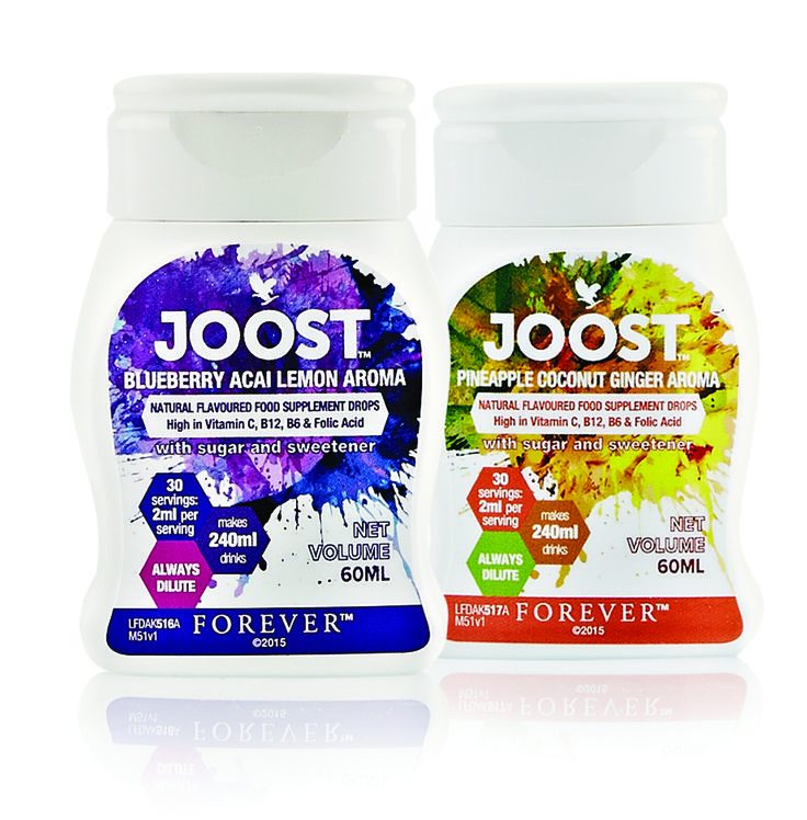 FIght the flavour fatigue with JOOST - a fun way to hydrate. #ForeverLiving http://link.flp.social/LPDSb4