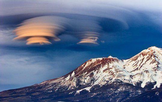 Mount Shasta y los Maestros de Luz