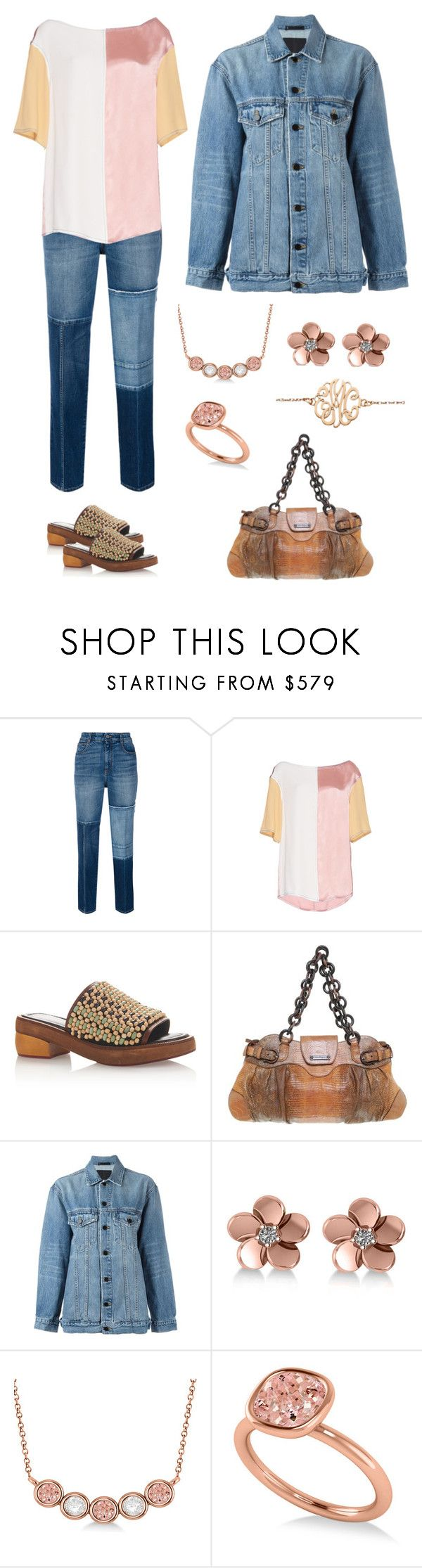 """Meeting Friends for Pizza and a Beer"" by karen-galves on Polyvore featuring STELLA McCARTNEY, Salvatore Ferragamo, Alexander Wang and Allurez"