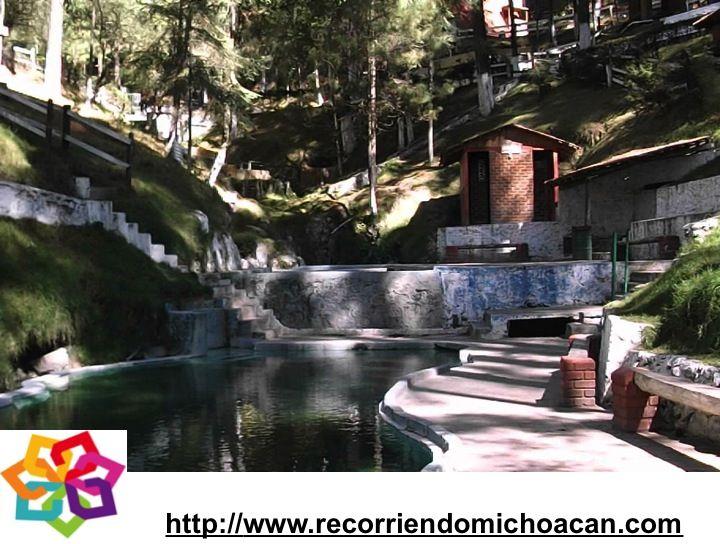 MICHOACÁN MÁGICO  te informa de las muchas opciones de hospedaje que tienes en la zona de Los Azufres, por ejemplo esta Rancho Viejo, un campamento turístico que cuenta con albercas y tirolesas, la Quinta los Azufres con cabañas y spa, también encontraras las Cabañas y Balneario Eréndira. BEST WESTERN DON VASCO PATZCUARO http://www.bwposadadonvasco.com.mx/