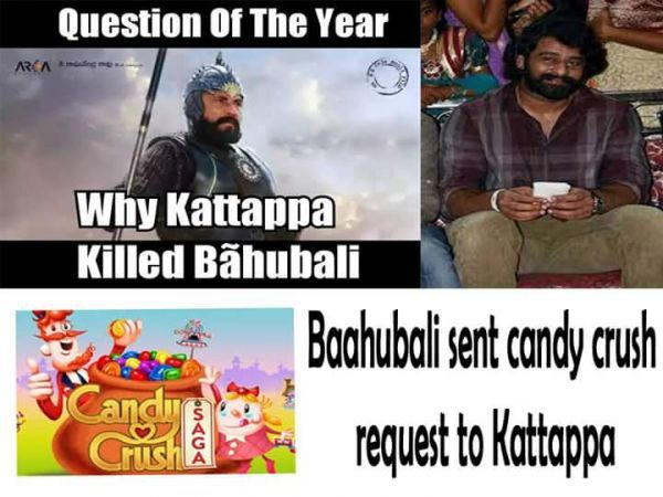 bahubali-funny-memes. 6 hrs and 2 movies back to back...Might have to do LOTR sometime soon..