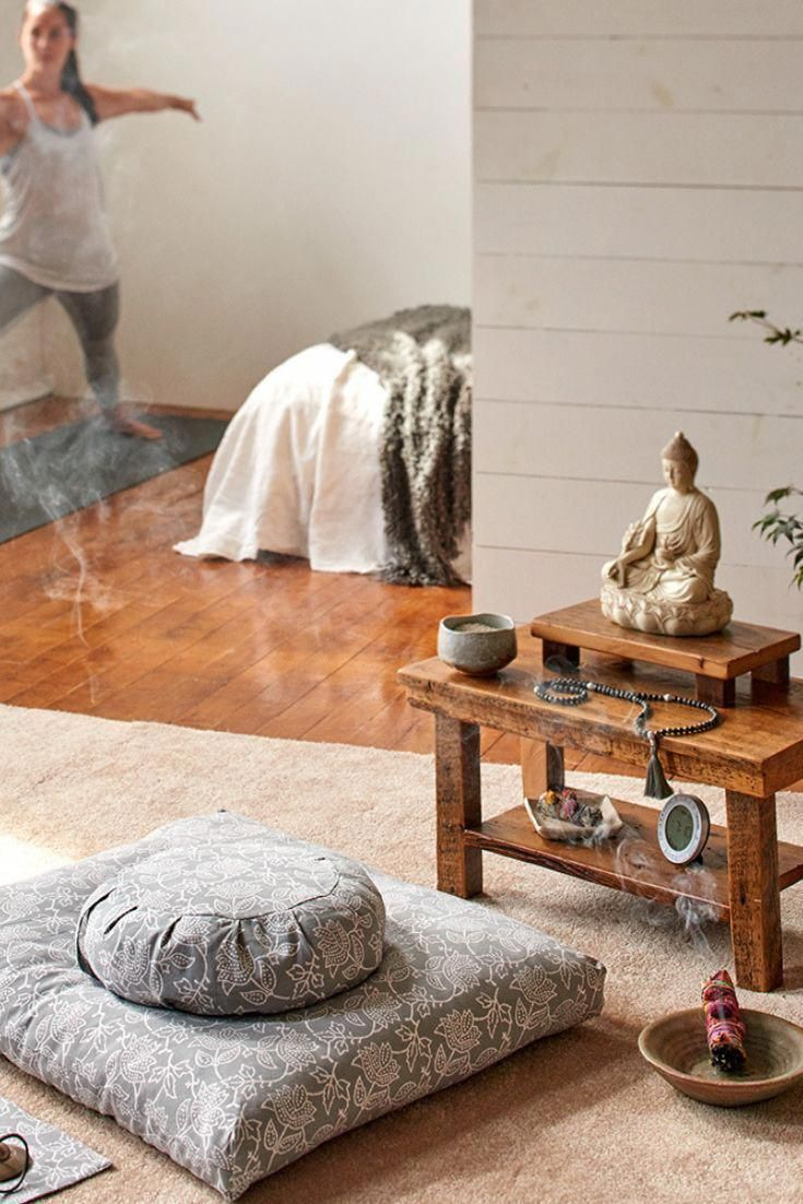 Décoration Salle De Méditation decorating your meditation room(이미지 포함) | 요가 룸, 명상