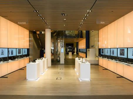 Nokia Opens London Flagship Mobile Phone Store