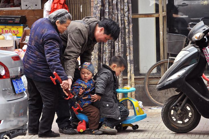 Distracted Pillion Passenger photo | 23 Photos Of Beijing