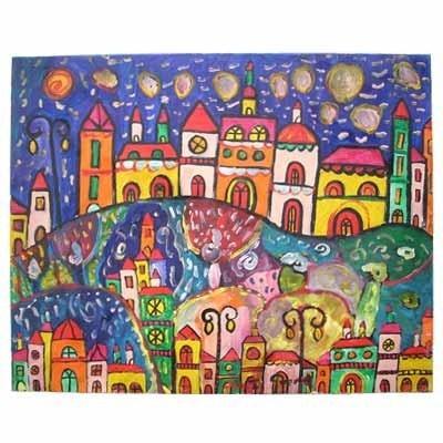 Pintura de José Santos Guerra