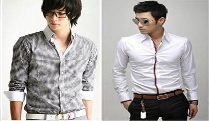 Trend Kemeja Pria Model Terbaru 2014 Paling Keren Dan Bagus- - -Pakaian atau baju adalah sesuatu yang pasti di cari dan digunakan manusia dalam berpergian, karena baju atau pakaian adalah dimana orang lain akan menilai fashion style seseorang dan keperibadianya.