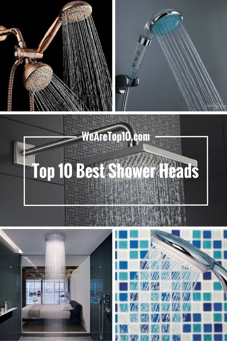 Top 10 Best Shower Heads Reviews by Price & Rating!!!   #Bath #Bathroom #BathShower