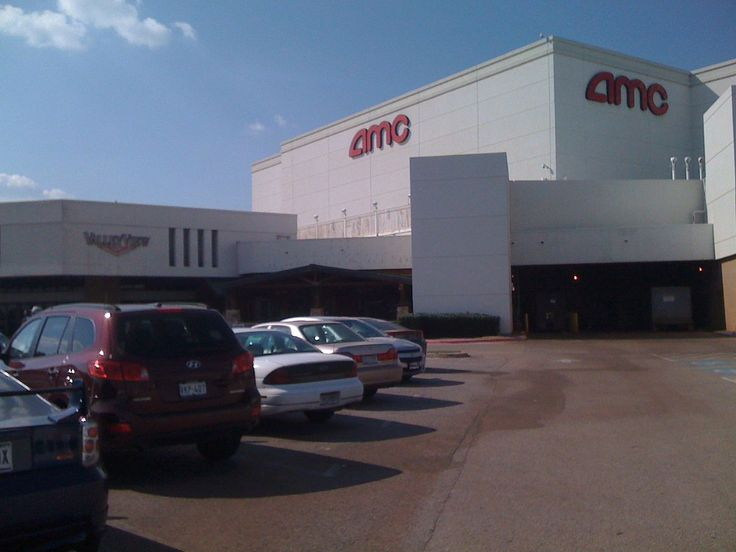 Amc 16 at valley view center in dallas texas valley