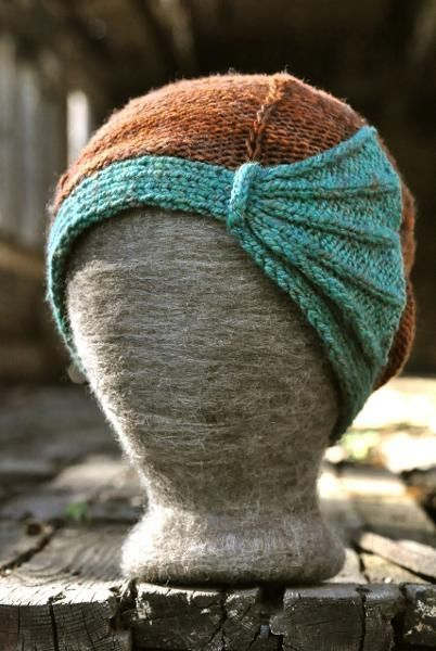 KNIT...knitted hat free pattern