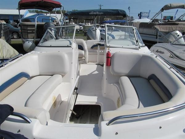Used 2004 Hurricane 237 Fun Deck, Clarksville, De - 19970 - BoatTrader.com