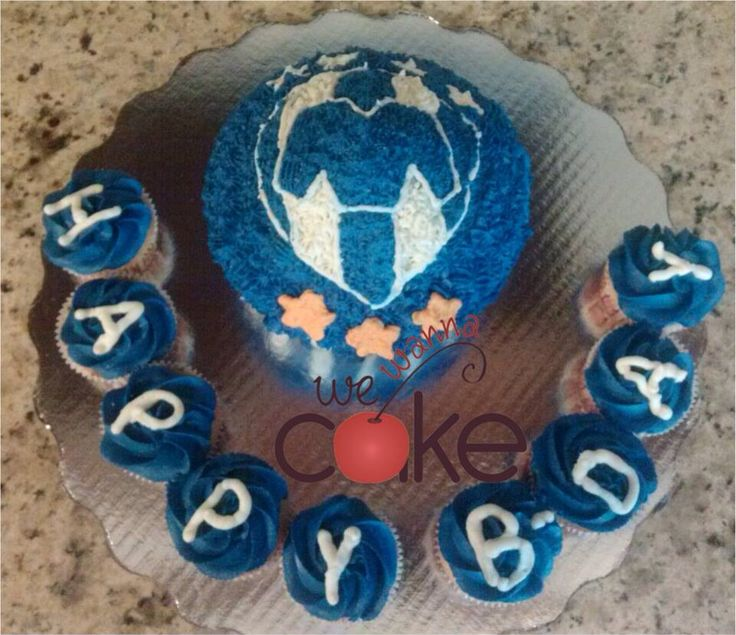 Big cupcake monterrey