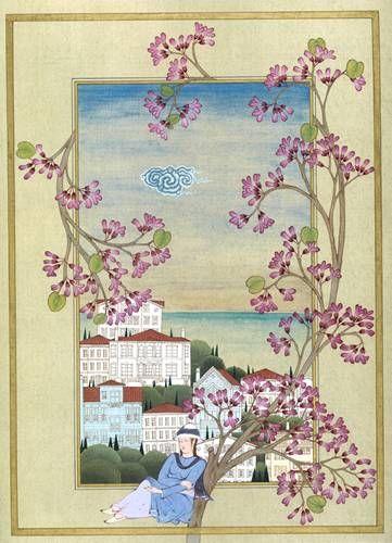 Klasik Türk Sanatları VakfıFatma Cantaş ༺✿༻Minyatür Sanatı