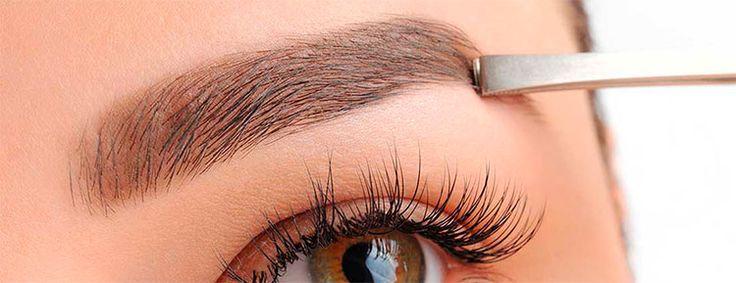 Depilar las cejas en función del rostro #depilar #depilacion #rostro
