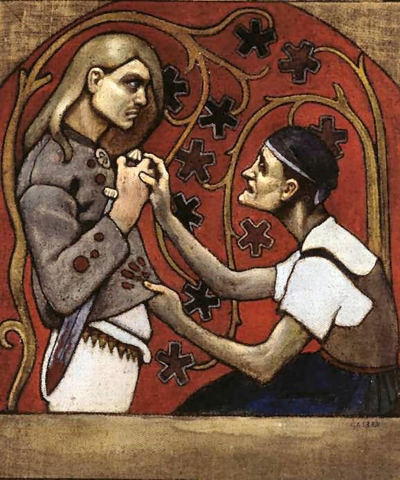Velisurmaaja - Akseli Gallen-Kallela – Wikipedia