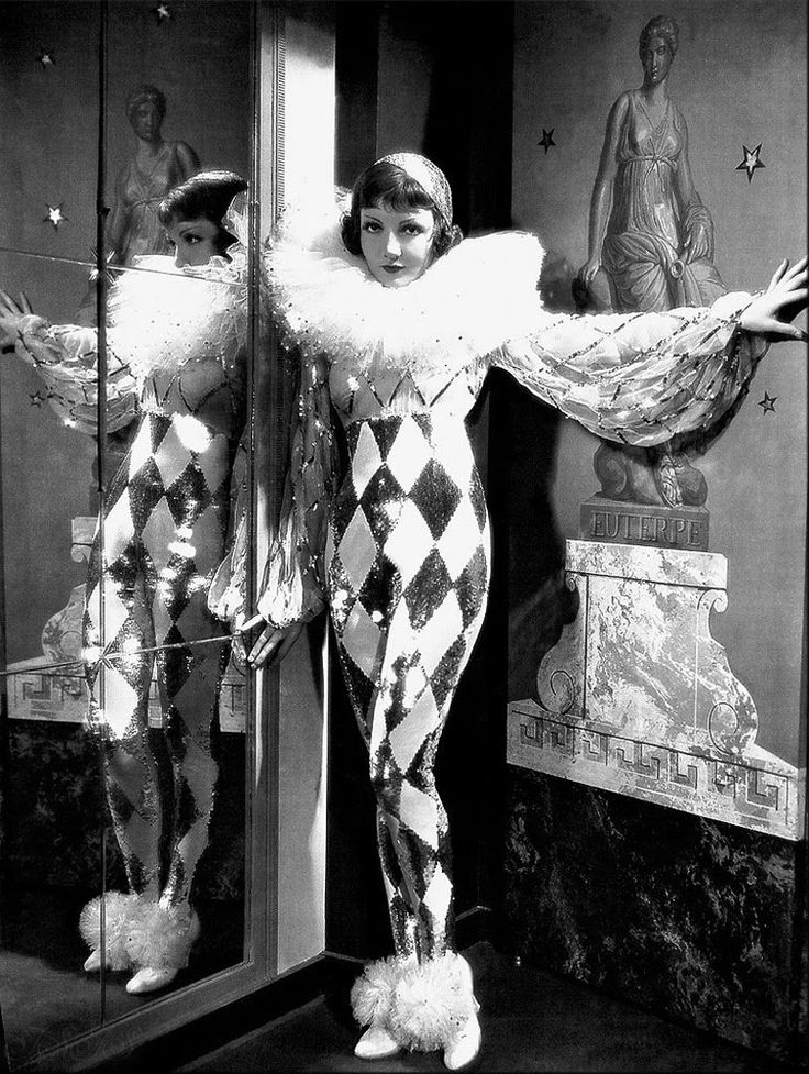 vintage circus fashion