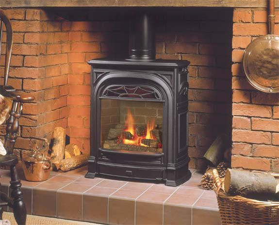 1000 Ideas About Gas Stove Fireplace On Pinterest
